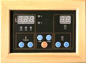 Sauna control Panels